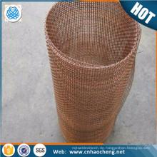 250 350 mesh Twill Webart Phosphorbronzemaschendraht