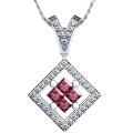 Модный дизайн Серебряные подвески из серебра 925 пробы из серебра