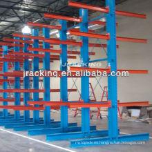 Jracking heavy duty steel baratos nuevos estantes ferretería rack voladizo sistema de estanterías