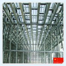 2016 Wiskind Q345 Große Span Stahl Werkstatt Struktur