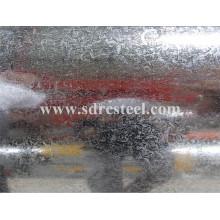 Dx51d + Z50-180 Bobina de acero galvanizado Hot-DIP