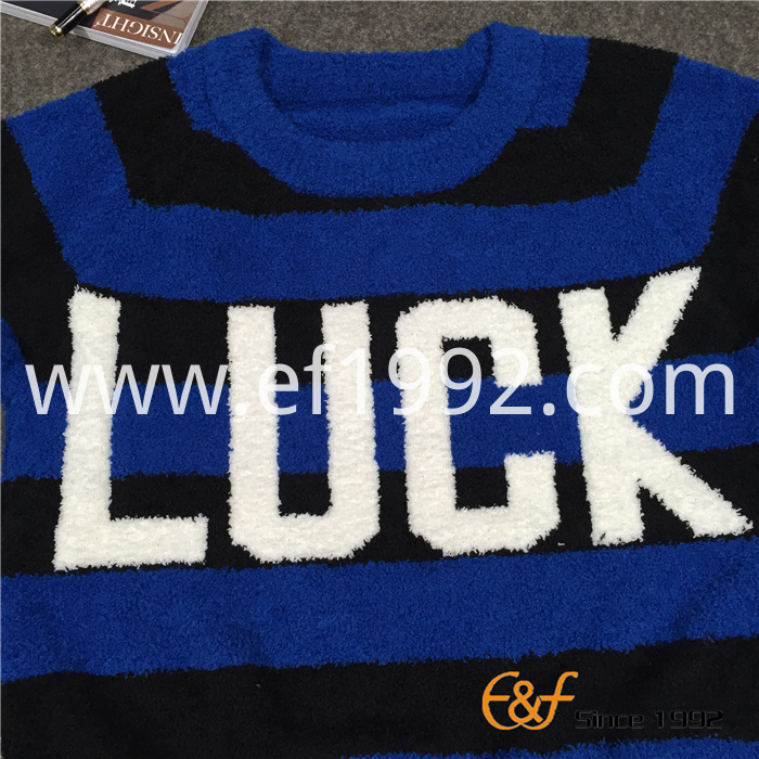 boy jacquard knitting sweater