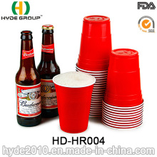 Hot Sale Promotion Plastic Red Solo Cup for Party (HD-HR004)
