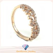 Venta al por mayor de alta calidad y joyería de moda 925 anillo de plata (R10254)