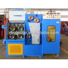 22DT(0.1-0.4) máquina del trefilado fino cobre con ennealing