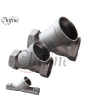 OEM Silica Sol Cast Products para pieza de montaje de tubería