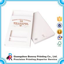barato diapositiva personalizada caja de papel de regalo abierto embalaje de filipinas