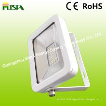 Projecteur ultra-mince de type SMD LED pour l'extérieur