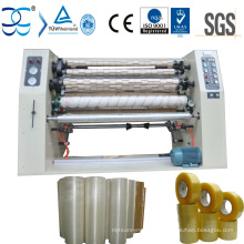 BOPP Packing Tapes Slitting Machine