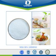 BESTER PREIS MONOSODIUM GLUTAMAT Pulver 99% -99,5% MSG