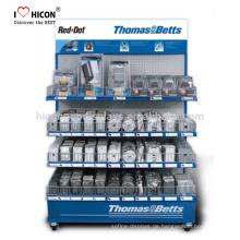 Wir legen großen Wert in Kundendienst und Zufriedenheits-Werkzeuge oder Telefon-Kasten-Einzelverkaufs-Lebensmittelgeschäft-Supermarkt-Anzeigen-Zahnstangen