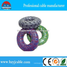 Electric Twine Wire with Copper Conduct, Rvs Cable, Stranded Wire, Electric Doubling Cable