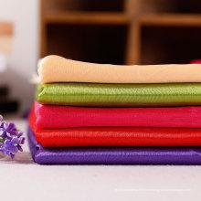 Vêtements en tricot en polyester Doublure de tissus légers