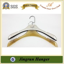High Quality Plastic Custome Apparel Hangers