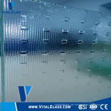 Sieger Gemustertes Glas mit CE & ISO9001