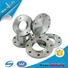 DIN 2573 deslizamiento estándar en brida para industria de aceite de agua con dibujo