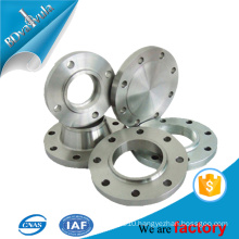 DIN 2573 standard slip on flange for water oil industry with drawing