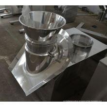 2017 granulador revolvendo da série de ZL, processo superior da granulação do pulverizador dos SS, imprensa giratória horizontal da tabuleta