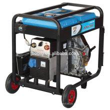 Gerador diesel do soldador 190A com tecnologia italiana