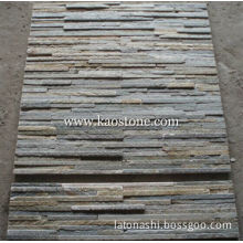 Outdoor Rusty Slate Cladding Wall Decoration Material