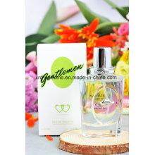 Parfum Gentleman Personnalisé de vente chaude prix usine