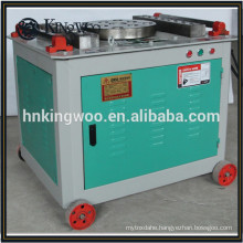 Hot sale deformed steel bar bending machine for construction