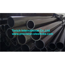 EN10305-2 E235 E355 Putaran CDW Welded Cold Drawn Steel Tube untuk Teknik Mesin