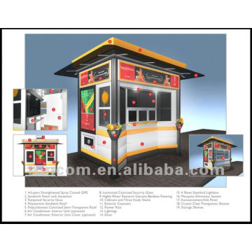 Grocery Kiosk