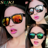 Fashion design star high quality sunglasses made in china