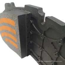 Heavy Duty Truck Brake Pad For Renault/VOLVO Made In China