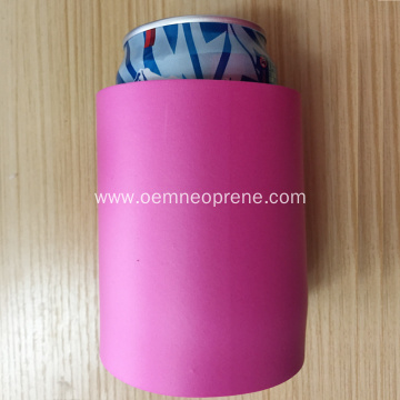 Factory Waterproof Finely PU Rubber Beer Coolers