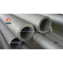 Hastelloy C22 sem costura tubos ASTM B622 UNS N06022