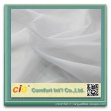 Mode nouvelle conception utile ningbo fabricant souple haute qualité polyester tissu de voile