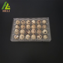 Hot Formed Plastic 24 Quail Eggs Tray