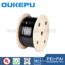Colombia market awg6 enameled aluminum square wire for transformer