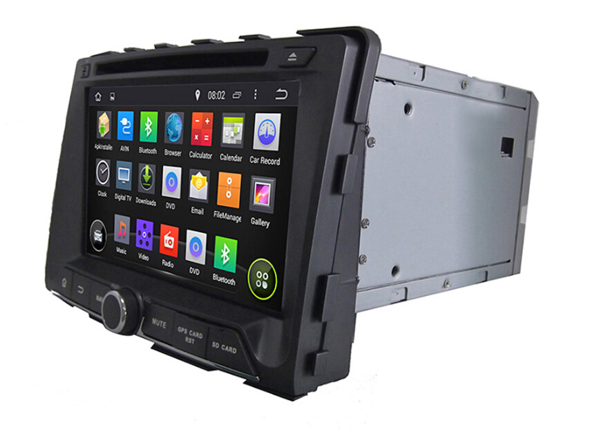 SsangYong Rodius 2014 Car DVD Player