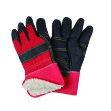 Regenbogen-Kuh-Korn-Handschuh, Möbel-Leder-Handschuh