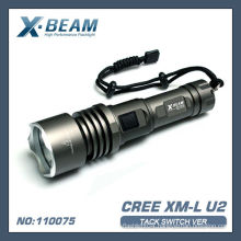 CREE XML U2 LED Flashlight X-BEAM 900~1000LUMEN