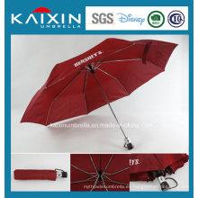 Profesional nuevo estilo auto abierto y cierre paraguas plegable