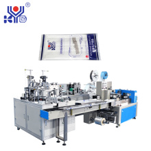 Disposable Face Mask Packaging Connection Machine