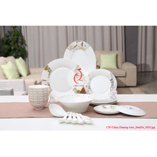Luxury 28 PCS Porcelain Tableware