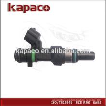 Boquilla de inyección de inyector de combustible para TIIDA FBY1160