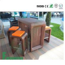 Venda quente de alta qualidade baixo preço ao ar livre WPC Decking Board