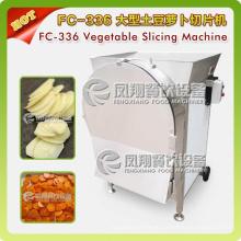 Большой емкости vegetable отрезая машина ФК-336