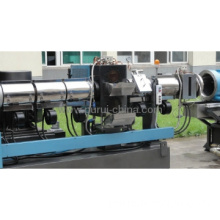 Metallised BOPP film recycling machine