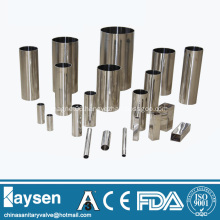 SS304 Sanitary seamless tubes stainless steels