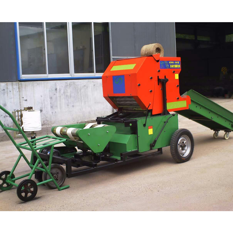 stable baler
