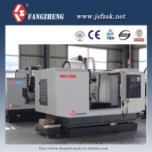 Máquina de cnc do molde do metal resistente