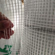 Isolation des murs extérieurs Maille de fibres de verre résistant aux alcalis