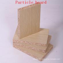 Placa de partícula lisa de alta qualidade para decorativation